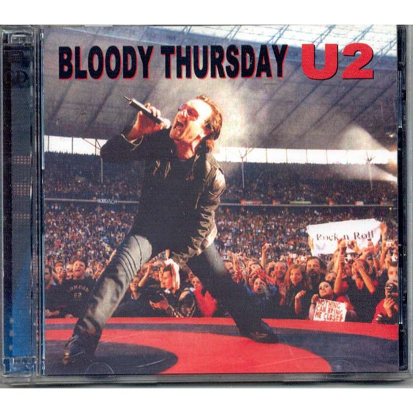 u2 Bloody Thursday (Berlin Olympiastadion 07.07.2005)