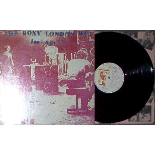 Slaughter & The Dogs THE ROXY LONDON WC 2 (JAN-APR 77) (ITALIAN 1977 12-TRK V/A LP FULL PS+INNER SLV)