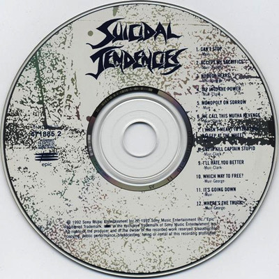 The art of rebellion by suicidal tendencies cd with ledotakas ref suicidal tendencies the art of rebellion thecheapjerseys Images