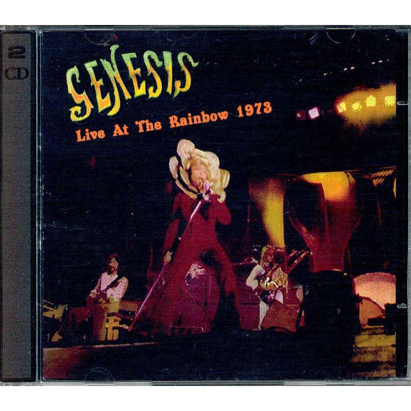 Live At The Rainbow 1973 London 20 10 1973 By Genesis