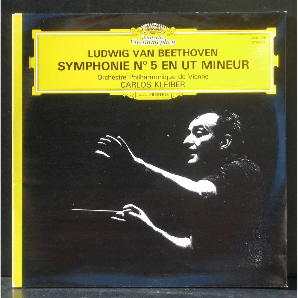 beethoven symphonie 5 carlos kleiber lp ex   u0026 cv nm by beethoven symphonie 5 carlos kleiber  lp