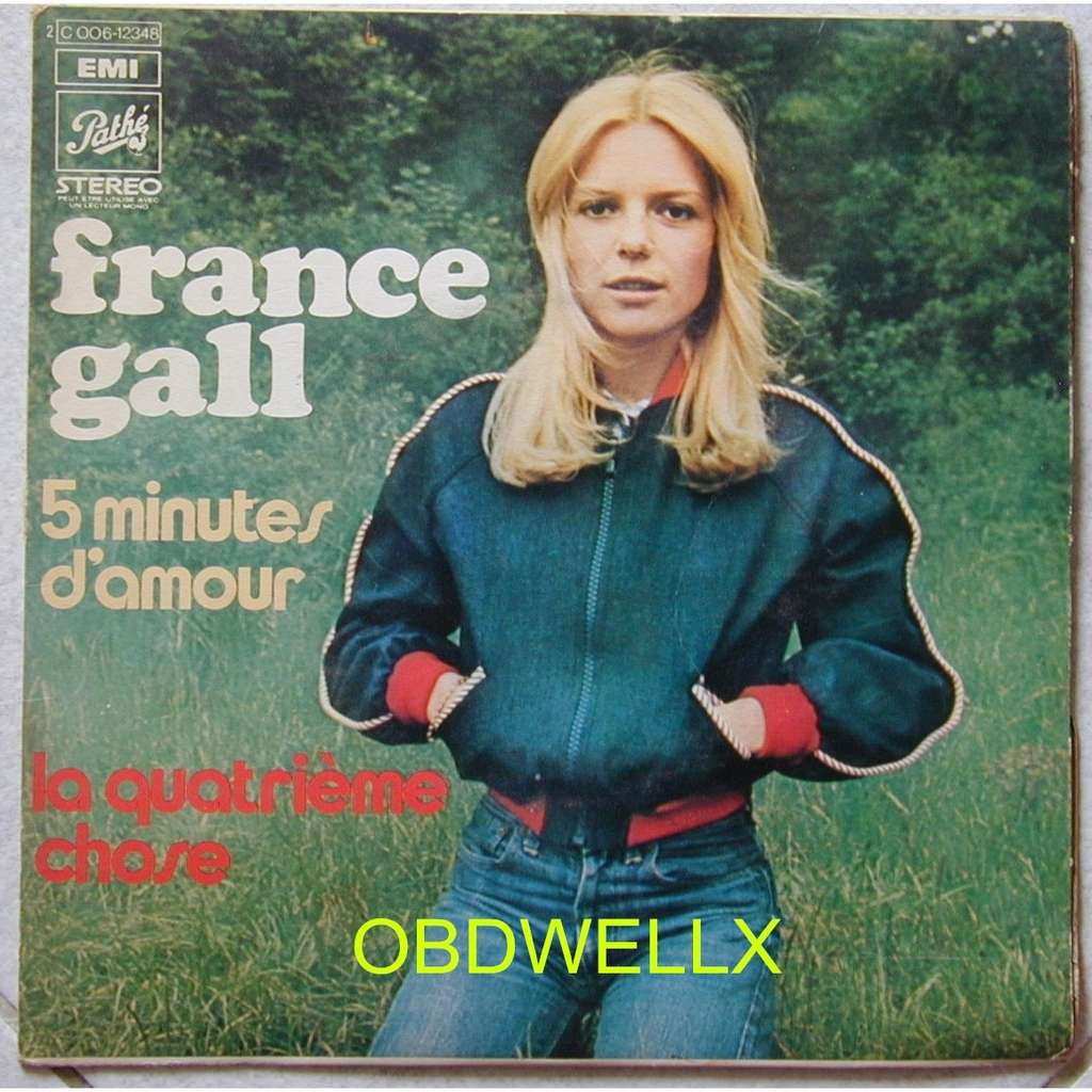 GALL France 5 minutes d'amour