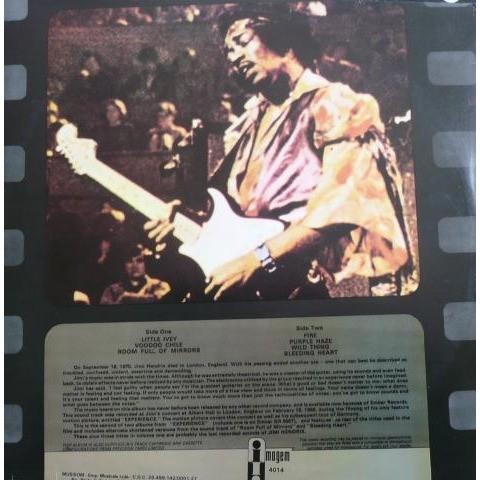 Hendrix Jimi More experience