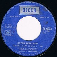 SKELLERN PETER YOU' RE A LADY / MANIFESTO