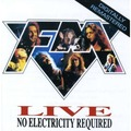 FM - Live No electricity required (cd) - CD