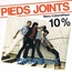 PIEDS JOINTS - 10% - 7inch (SP)