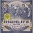HIGHLIFE ON THE MOVE - selected nigerian & ghanaian recordings 1954-66 - 33 1/3 RPM x 3