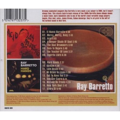 Ray Barretto Acid / hard hands
