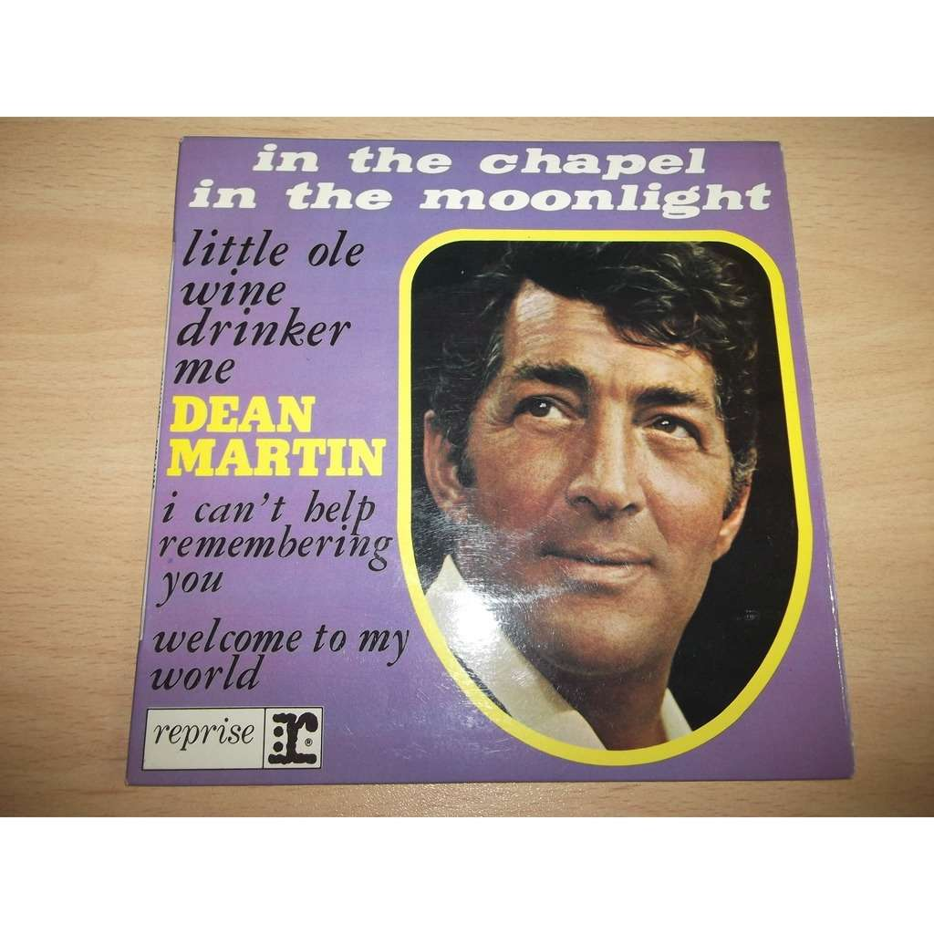 Dean MARTIN In the chapel i the moonlight + 3