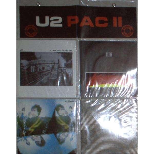 u2 U2 Play Pack II (Ireland only 1982 Ltd 4x 7Singles pack)