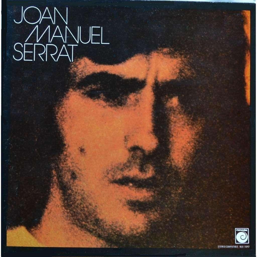 Joan Manuel SERRAT Same (Original Spain press - 1974 - Gatefold sleeve)