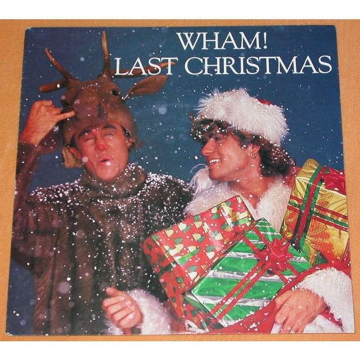 Wham Last Christmas.Wham Last Christmas Everything She Wants