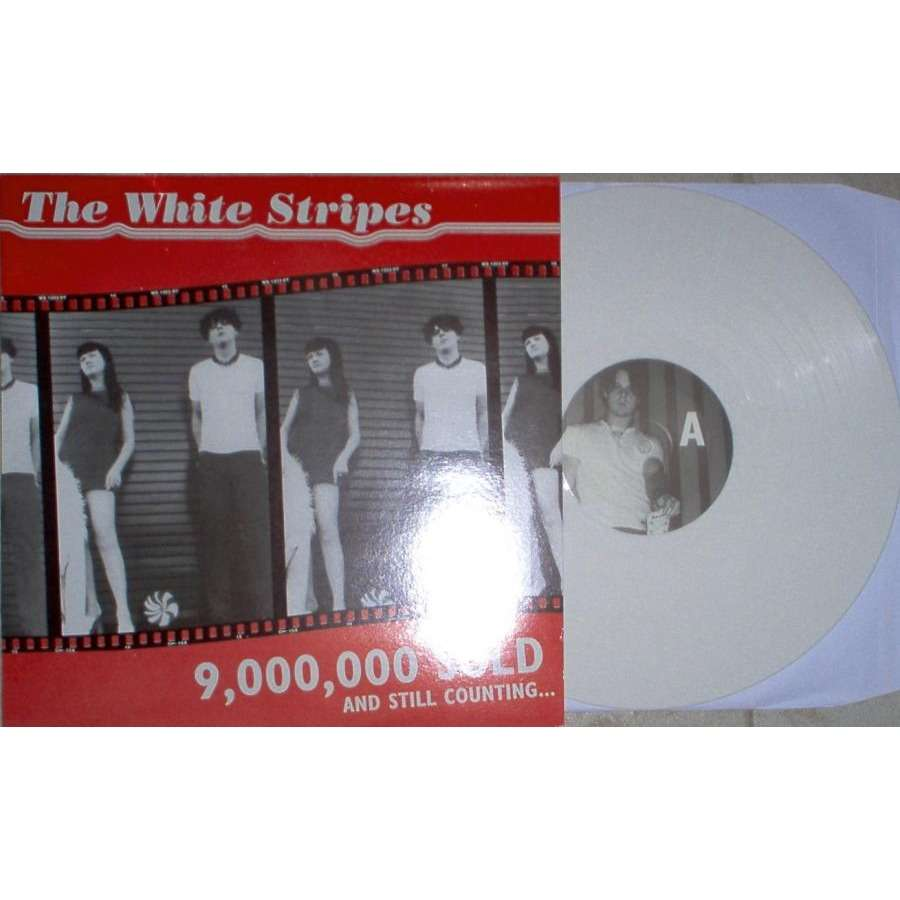 The White Stripes 9.000.000 Sold And Still Counting.... (Recorded Live at Peel Aeres 08.12.2001)