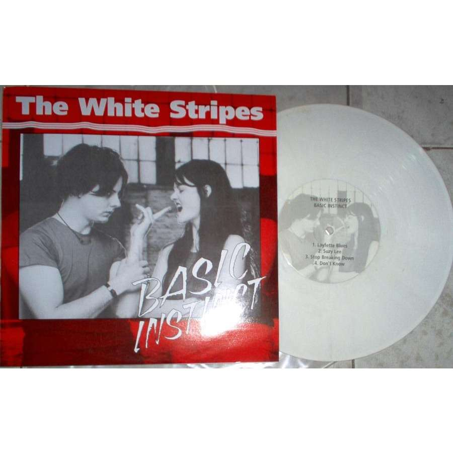 The White Stripes Basic Instinct (BBC Radio One Session Nov. 2001 & BBC TV NL 10.11.2001 etc.)