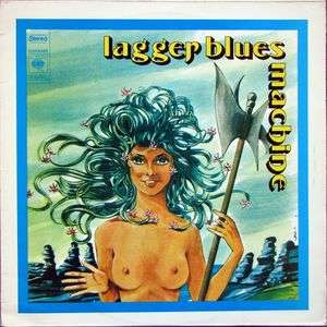 lagger blues machine lagger blues machine