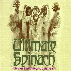 Ultimate Spinach Live At The Unicorn