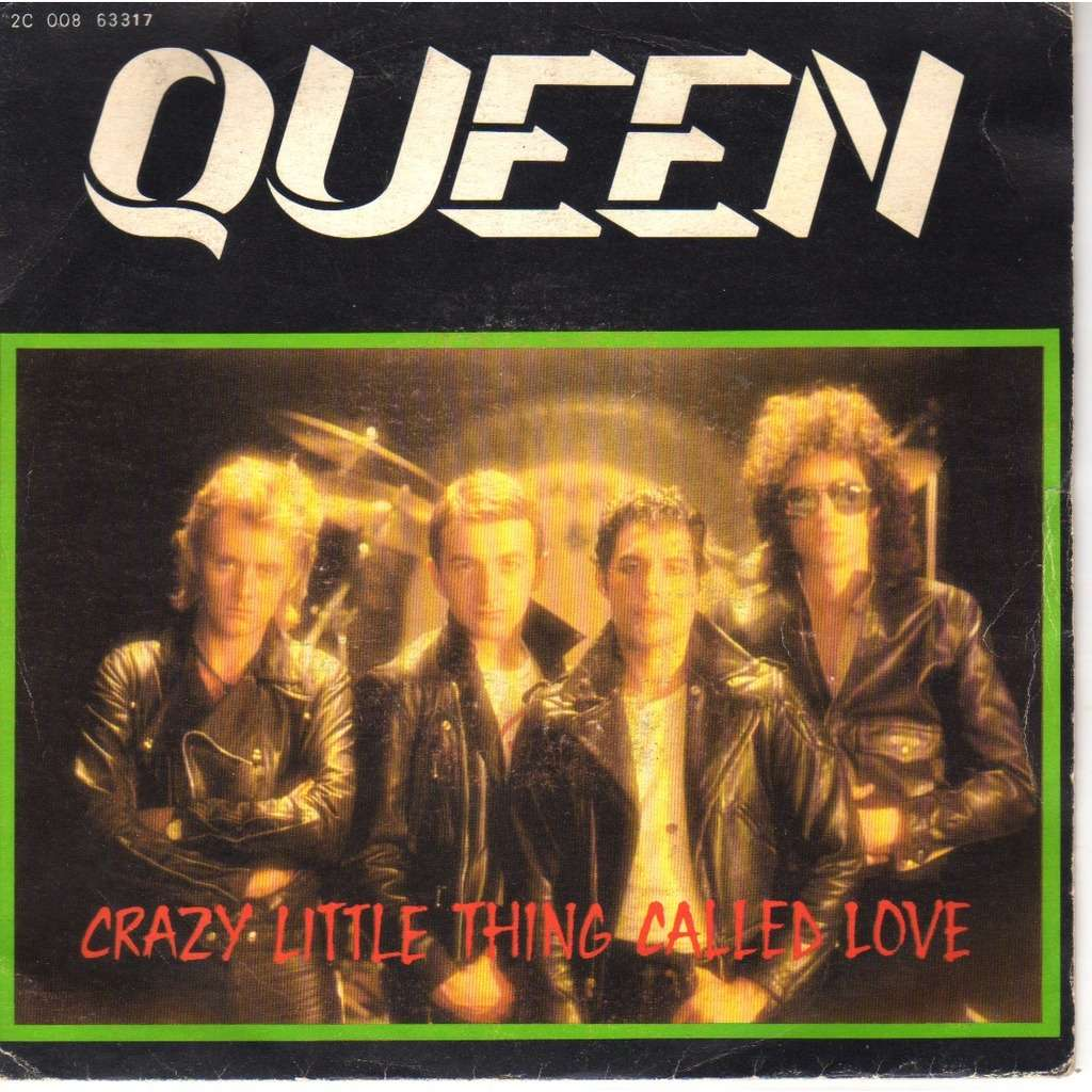 queen crazy little thing called love / we will rock you