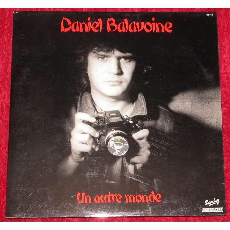 Daniel Balavoine Un autre monde