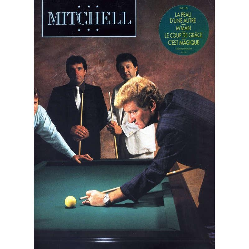 eddy mitchell Mitchell