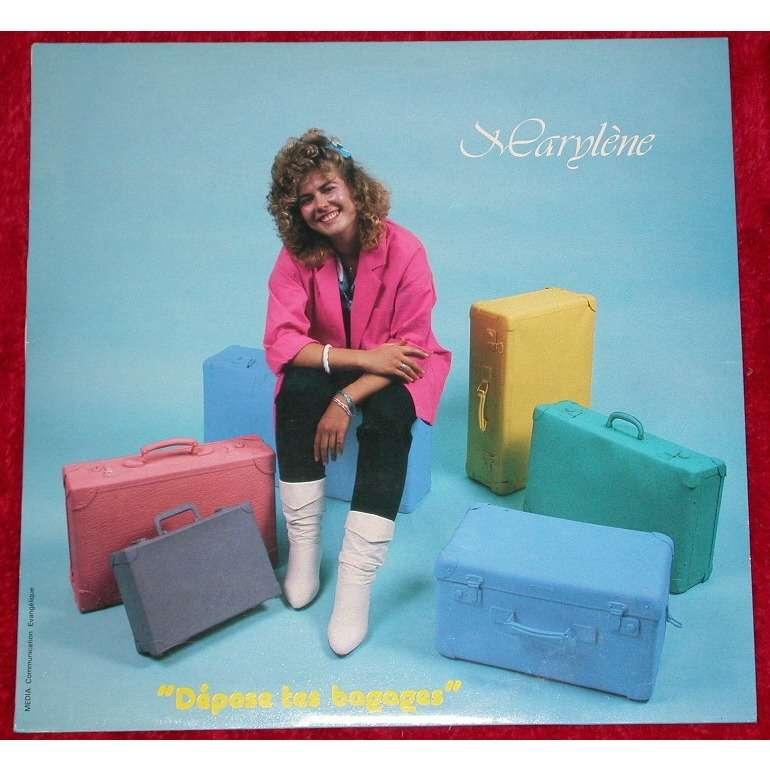 marylene roffidal Dépose tes bagages swiss lp 1986 christian pop