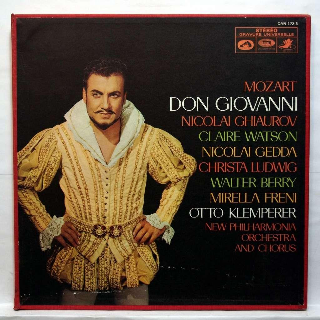 Mozart: Don Giovanni Overture