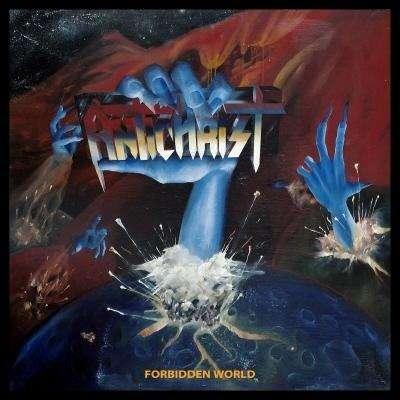 ANTICHRIST Forbidden World. Black Vinyl