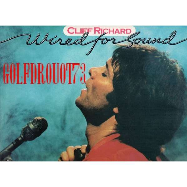 Wired for sound by Cliff Richard, LP with golfdrouot73 - Ref:117524008