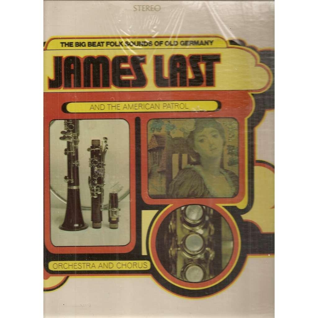 Last,James The Big Beat Folk Sounds Of Old Germany