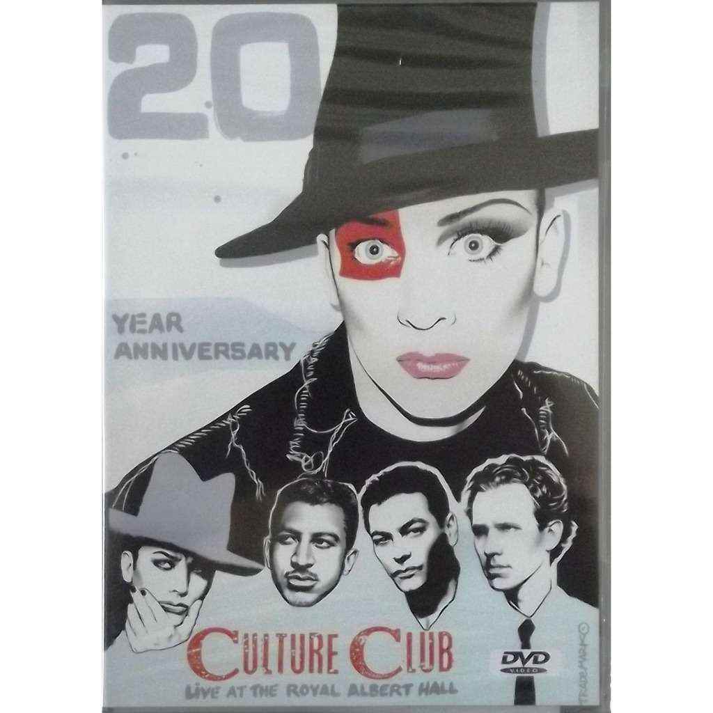 Culture Club 20th anniversary concert - Live at The royal Albert Hall