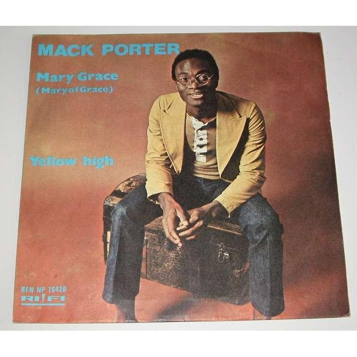 Mack Porter Mary grace / Yellow high