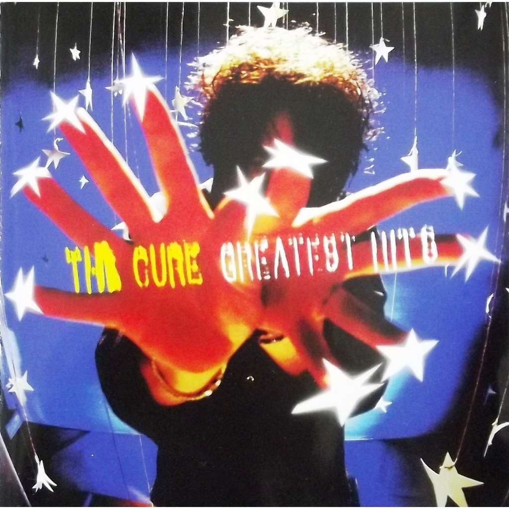Greatest Hits Cd 18 Tracks By The Cure Cd With Vinyl59
