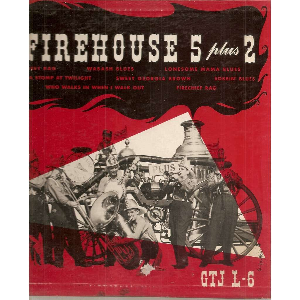 The Firehouse 5 Plus 2 The Firehouse 5 Plus 2