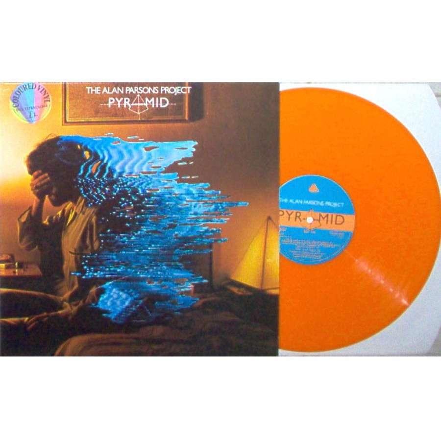 Alan parsons project pyramid orange vinyl