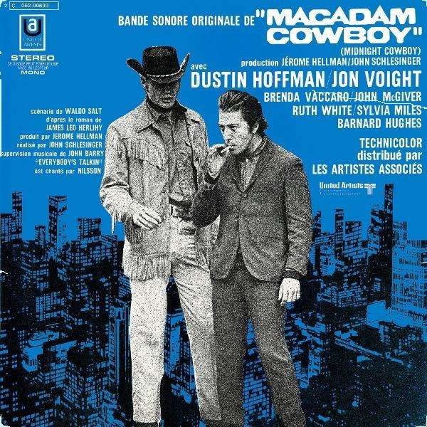 midnight cowboy soundtrack report