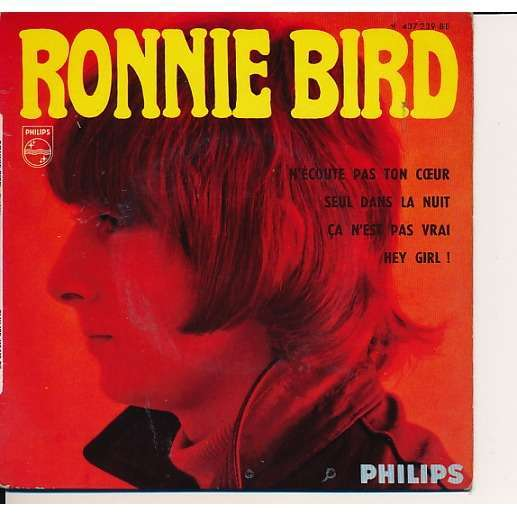 ronnie bird N'ECOUTE PAS TON COEUR