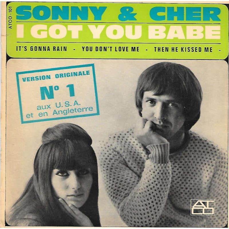Αποτέλεσμα εικόνας για Sonny & Cher - I Got You Babe