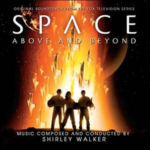 Shirley Walker Space: Above And Beyond