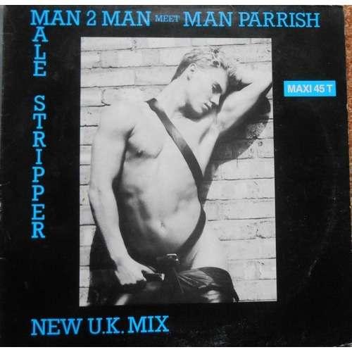 Man2man male stripper