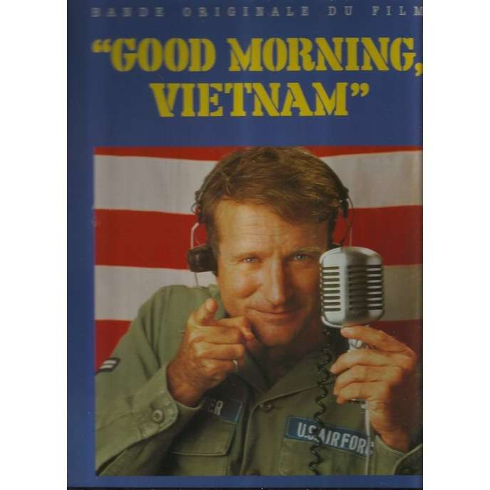 james brown them beach boys good morning vietnam
