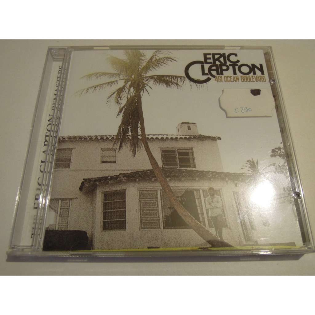 461 Ocean Boulevard By Eric Clapton Cd With Pitouille