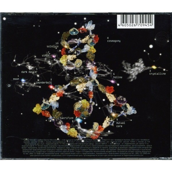 Biophilia by Bjork, CD with techtone11
