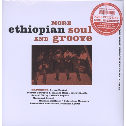 More Ethiopian Soul And Groove (various) Ethiopian Urban Modern Music Vol.3