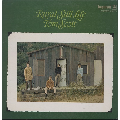 Tom Scott Rural Still Life