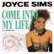 sims joyce come into my life / lifetime love