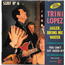 TRINI LOPEZ - Jailer, bring me water - 45T (EP 4 titres)