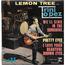 TRINI LOPEZ - Lemon tree - 45T (EP 4 titres)