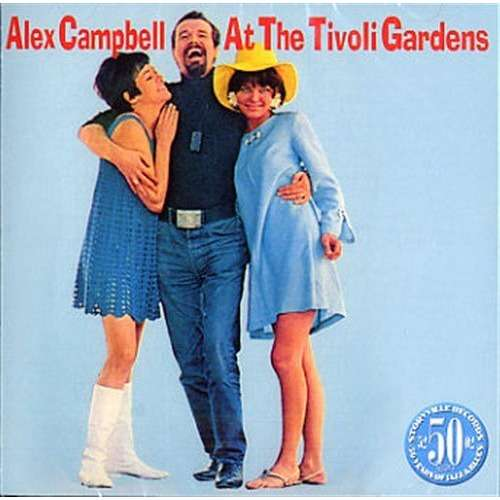 alex campbell At the Tivoli Gardens 1967