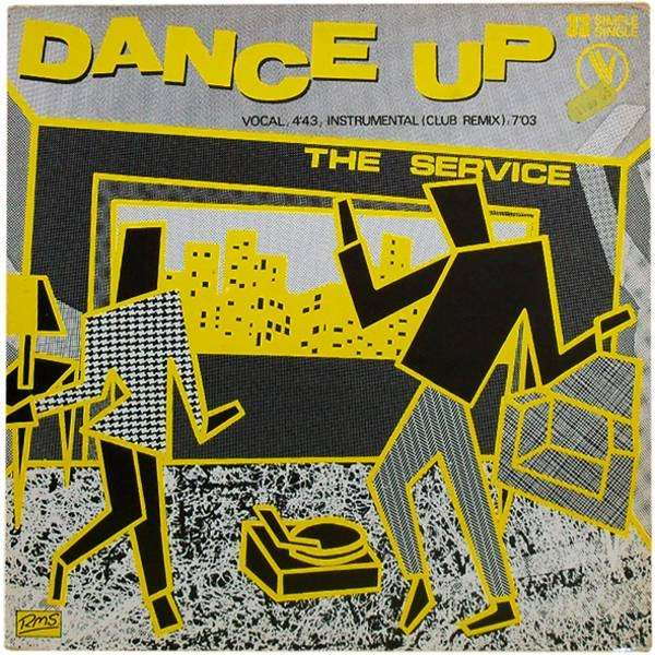 SERVICE dance up / dance up (dub up)