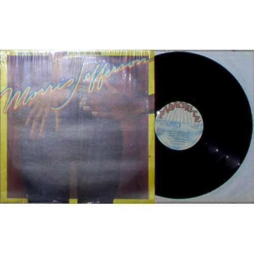 MORRIS JEFFERSON SPANK YOUR BLANK BLANK (ITALIAN 1978 7-TRK LP FULL PS-UNPLAYED COPY!!)