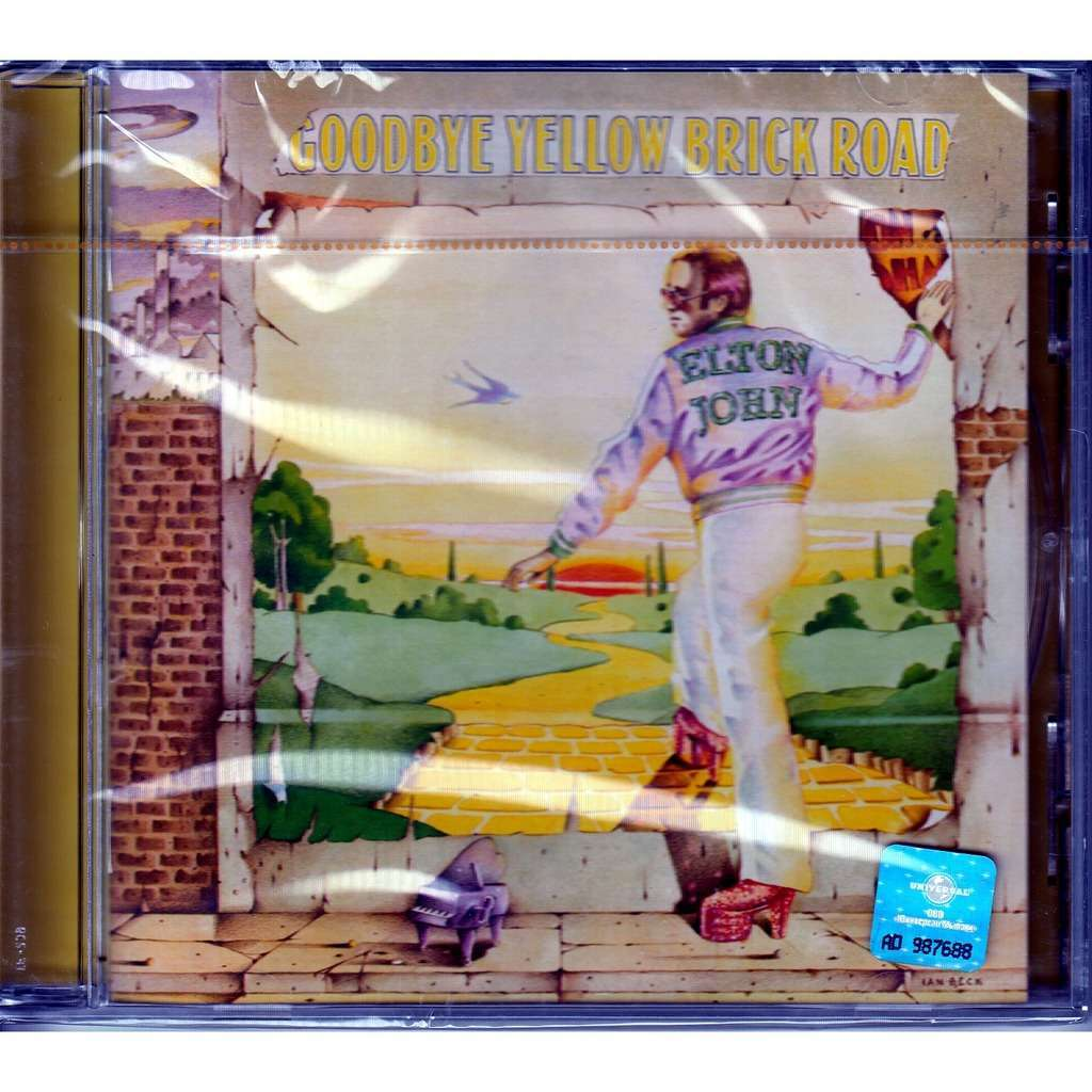 Elton John - Goodbye Yellow Brick Road LP